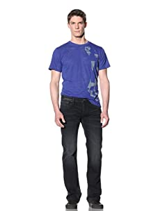 Cult Of Individuality Men's Hagen Relaxed Jean (Harbor)