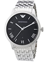 Armani Designer AR1614 Analogue Watch - For Men