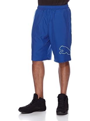 Puma Shorts Multi Cat (monaco blue-white)