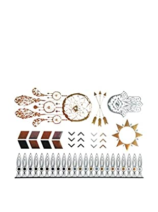 Ambiance Live Aufkleber Pack of temporary tattoos