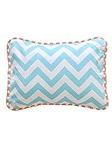 New Arrivals Accent Pillow, Orange Crush