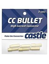 Castle Creations CCBUL553 5.5mm Bullet Connectors