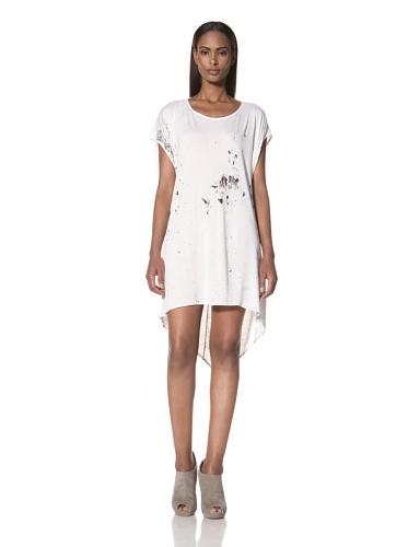 Kimberly Ovitz Women's Riku Dress (White/Black)