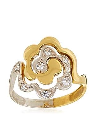 GOLD & DIAMONDS Ring Spiralia