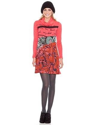 HHG Vestido Gisele (Rojo)