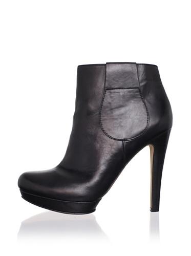 Rosegold Women's Jenny Bootie (Black)