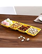 Fruit Candy Dish Snack Tray Dried Fruit Plate