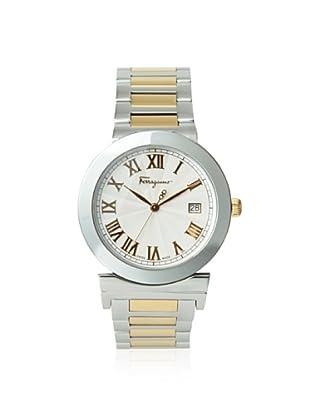 Ferragamo Men's F71LBQ9902 S095 Grande Maison Stainless Steel Gold IP Watch