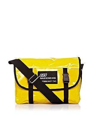 Skechers Bags Cartera Portadocumentos (Amarillo)