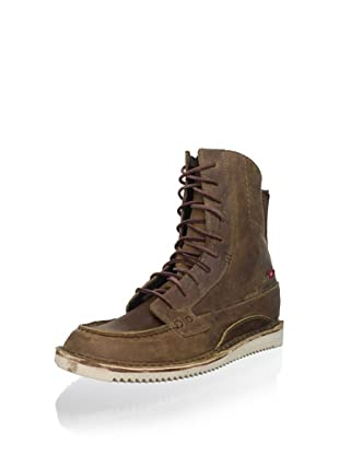 Oliberté Men's Tompa Boot (Brown/Yellow)