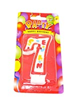 7 Number Candle [Toy]