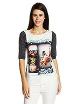 Jealous 21 Women's Printed T-Shirt
