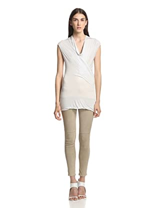 Rick Owens Lilies Women's Draped Top (Fluoro)