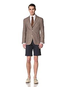 Ibiza Men's Casio Jacket (Brown)