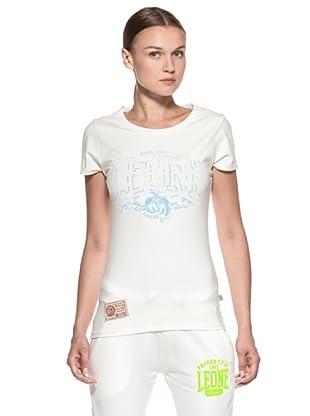 Leone 1947 Camiseta Gym (Blanco)