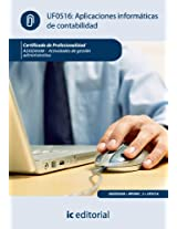 Aplicaciones informáticas de contabilidad