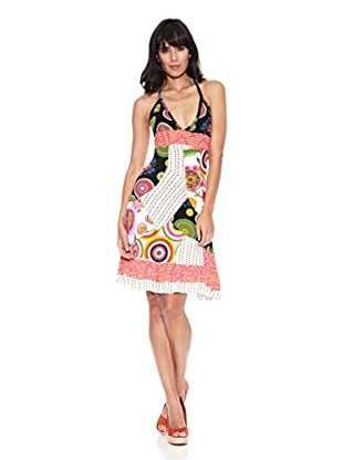 Desigual Vestido Lysette Re (Multicolor)