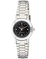 Maxima Analog Black Dial Women's Watch - 10071CMLI