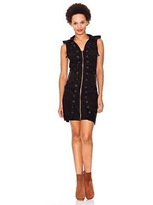 Desigual Vestido Miss-Dsgl (negro)