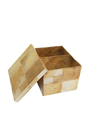 Pearl Dragon Three Tone Shimmering Squares Amenities Box