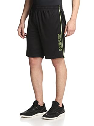 HEAD Men's Return To Order Short (Black)