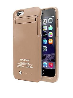 Unotec Funda Batería Iphone6 Unotec Powercase Dorada