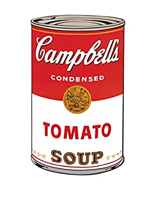 ARTOPWEB Panel Decorativo Warhol Campbell S Soup