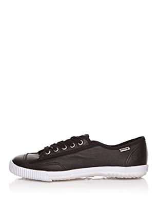 Shulong Zapatillas Shuleather Low (Negro)