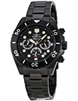 Invicta Men's Black Stainless Steel Analogue Watch - IN7369_FR