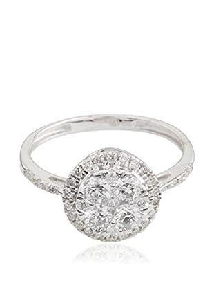 PARIS VENDÔME Ring Pompadour Diamants