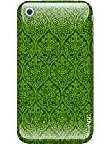ZAGG 6006920 ZAGGskin Classic Pattern Green iPhone 3G/3G S - 8 Pack - Retail Packaging - Multi Color