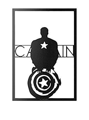 My Art Gallery Wanddeko Captain America