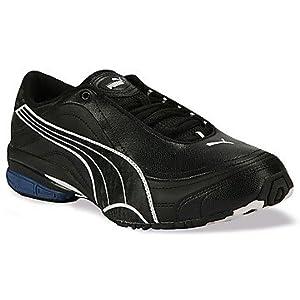 Puma Tazon Black And White Men Sports Shoes 18327802