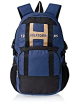 Tommy Hilfiger Blue Casual Backpack (8903496064841)