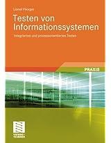 Testen von Informationssystemen: Integriertes und prozessorientiertes Testen