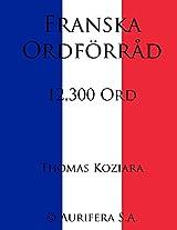 Franska Ordforrad (Swedish Edition)