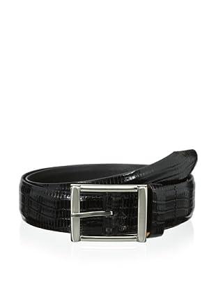 Vintage American Belts est. 1968 Men's Sevilla Belt (Black)