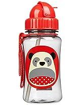 Skip hop Zoo Straw Bottle - Giraffe (Multicolor)