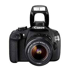 Canon EOS 1200D with 18-55mm + 55-250mm Lens