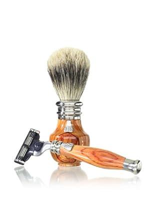 Laguiole En Aubrac Shaving Set (Rosewood)