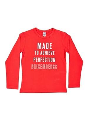 BIKKEMBERGS Camiseta Kids (Rojo)