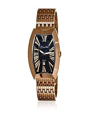 Bertha Uhr mit Schweizer Quarzuhrwerk Laura goldfarben 33 mm