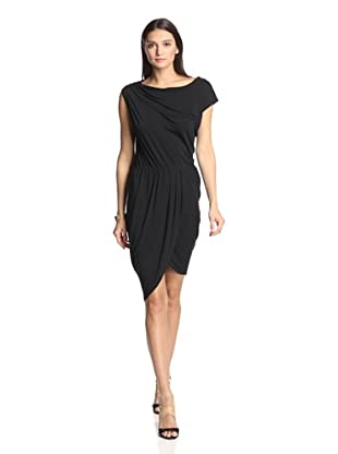 TART Women's Marine Dress (Black)