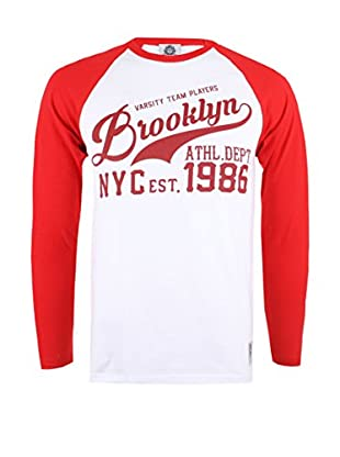 Varsity Team Players Longsleeve Brooklyn Script