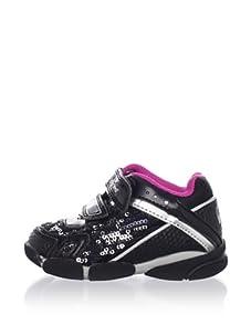 Naturino Kid's Sport 100 Sneaker (Infant/Toddler/Little Kid) (Nero)