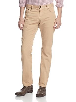 Color Siete Men's Cleverlander Twill Pant (Oak)