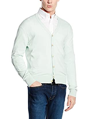 Hackett London Cardigan Fine Gg Cardigan