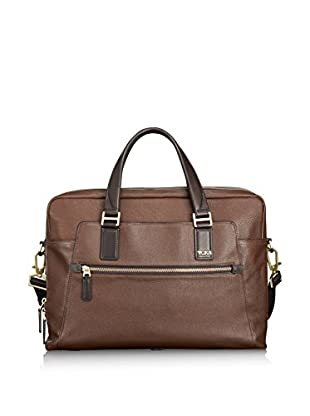 TUMI Beacon Hill Vernon Brief, Brown
