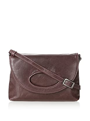 Latico Women's Camille Cross-Body, Aubergine