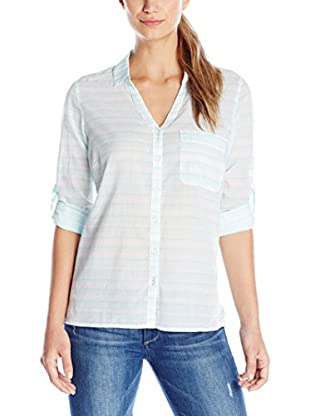 Columbia Bluse Early Tide Ls
